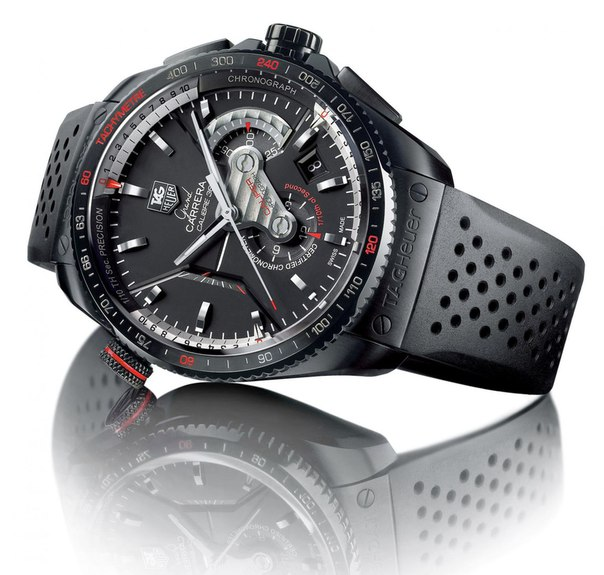 ЭЛИТНЫЕ ЧАСЫ TAG Heuer: Grand Carrera